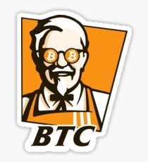 BTC Original Recipe Sticker