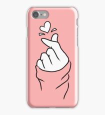 Cute Heart~  iPhone Case/Skin