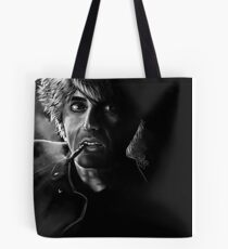 Peter Vincent David Tennant Fright Night Tote Bag