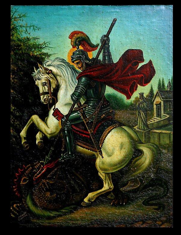 St. George by William Younadam