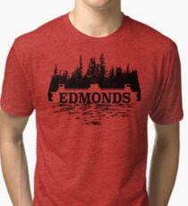 Edmonds Ferry Tri-blend T-Shirt