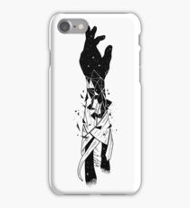 Reach for the Galaxy iPhone Case/Skin