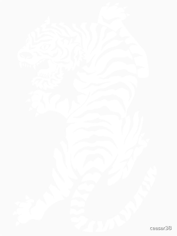 Tiger by ceasar38
