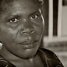 War victim Southern Congo II by Melinda Kerr