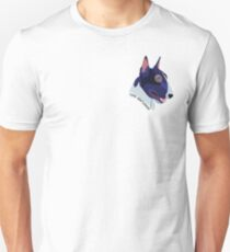 Bull Terrier Head T-Shirt