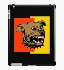 PIT BULL-21 iPad Case/Skin