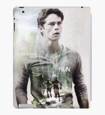 The Maze Runner Thomas Dylan O'Brien iPad Case/Skin