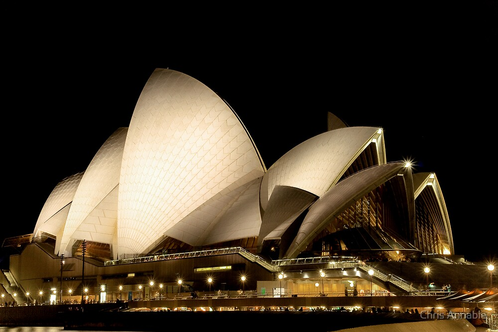 Sydney Opera House by Chris Annable