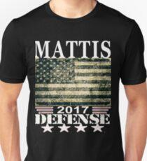 Jim Mattis Secretary of Defense T-Shirt