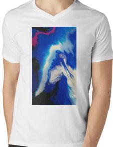 layer upon layer Mens V-Neck T-Shirt
