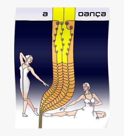 a dança Poster