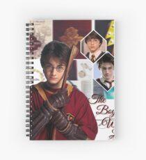 Harry Potter edit Spiral Notebook
