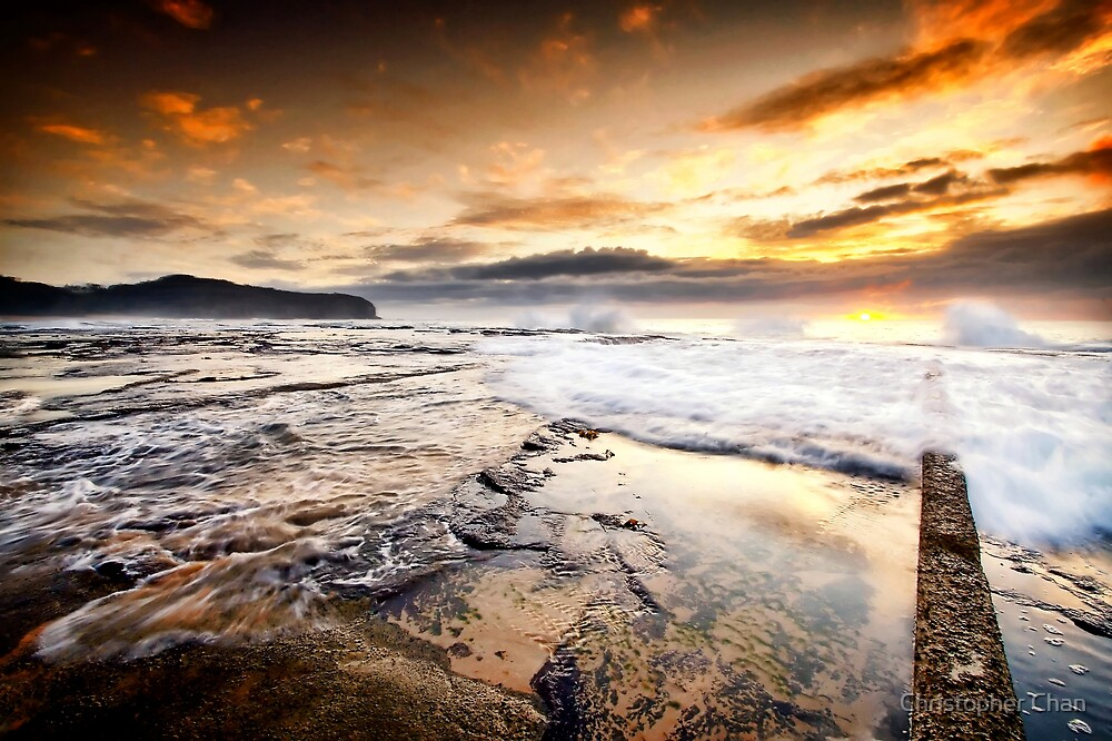 Narrabeen Head by Christopher Chan