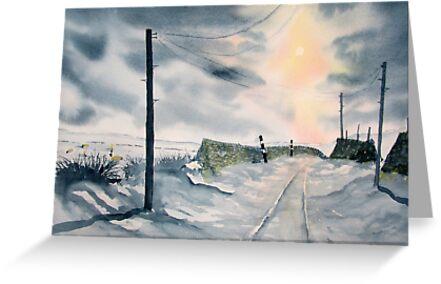 December Morning by Glenn Marshall