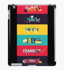 friends tv show series iPad Case/Skin