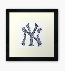 Yankees Framed Print
