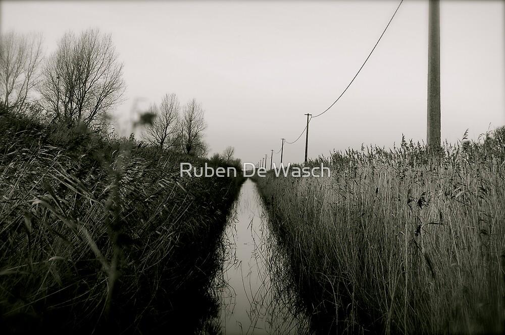 Ditch by Ruben De Wasch