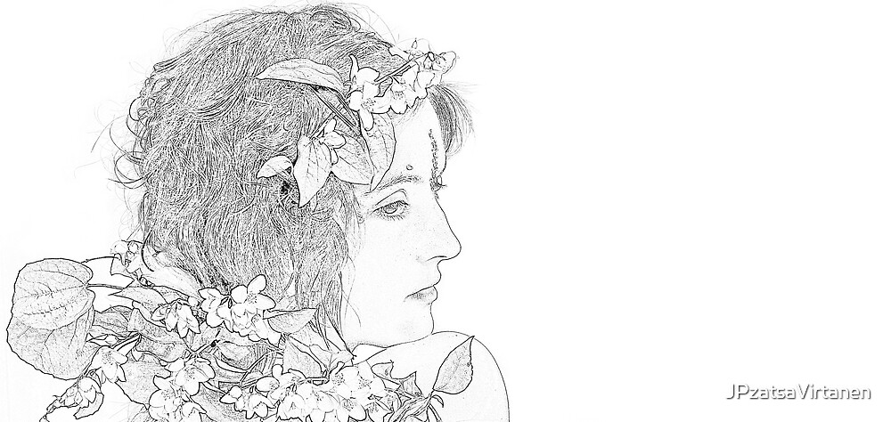 Fairy ot the Midsummer Night by JPzatsaVirtanen