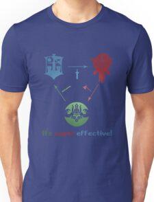 FOR HONOR - POKEMON - Super effective!!! Unisex T-Shirt