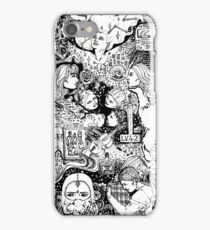 Ghost Quartet iPhone Case/Skin