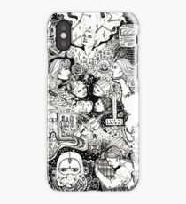 Ghost Quartet iPhone Case/Skin