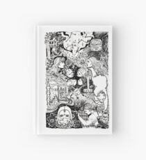 Ghost Quartet Notizbuch