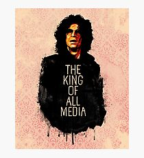 Howard Stern Photographic Print