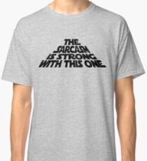 Le sarcasme est fort avec celui-ci T-shirt classique