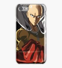 One Punch man epic shirt iPhone Case/Skin