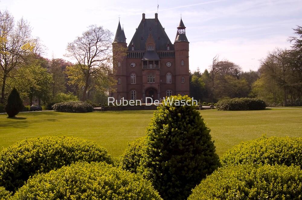 Castle by Ruben De Wasch