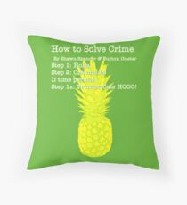 Learn the Psych Process Throw Pillow