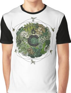 Element of Life Graphic T-Shirt