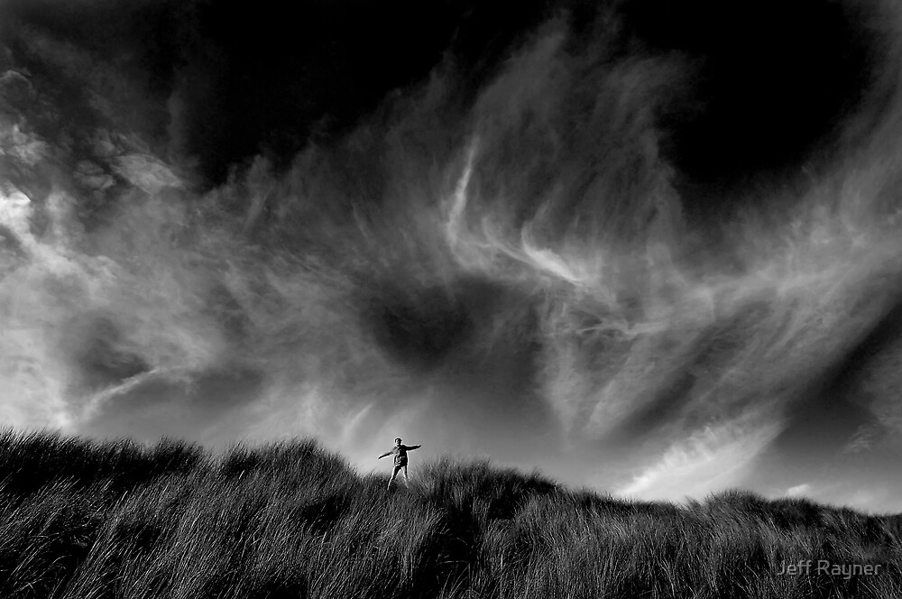 Amongst the Clouds by Jeff Rayner