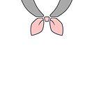 Pastel Seifuku-Style Collar by BonBonBunny