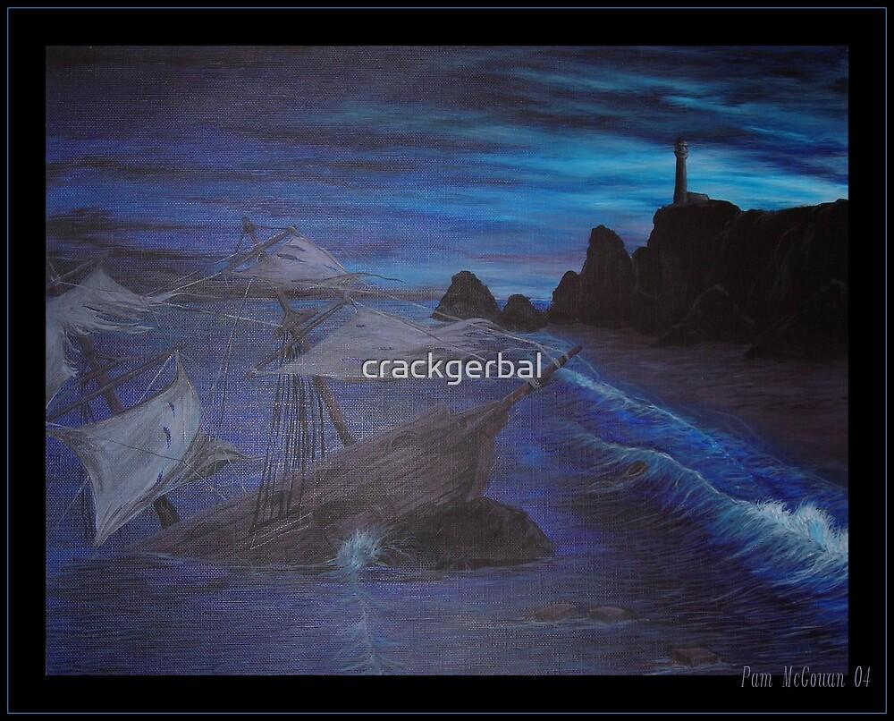 Dark House by crackgerbal