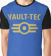 Fallout - Vault Tec Graphic T-Shirt
