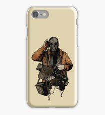 The Listener iPhone Case/Skin