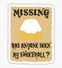 Skyrim - Stolen Sweetroll Sticker