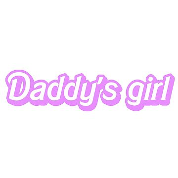 Pink Daddy's Girl by mypparadise