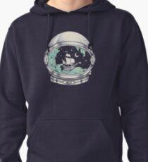 Spaceship Pullover Hoodie