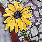 Black Eyed Susan  by SurlyAmy