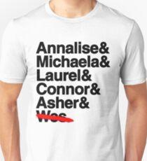 HTGAWM - Wes Unisex T-Shirt