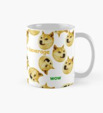 Internet Meme - Doge - Doge So Caffeine Mug
