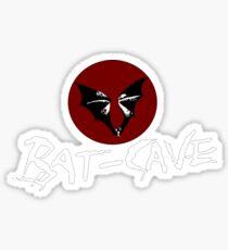 Batcave Sticker
