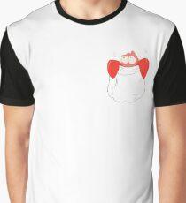 Pocket Friend Graphic T-Shirt