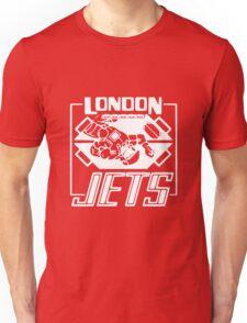 London Jets, white - Red Dwarf Unisex T-Shirt