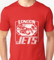 London Jets, white - Red Dwarf Unisex T-Shirt