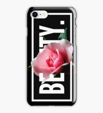 Beauty. iPhone Case/Skin