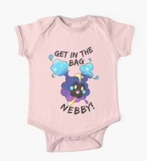 Get in the Bag Nebby! One Piece - Short Sleeve