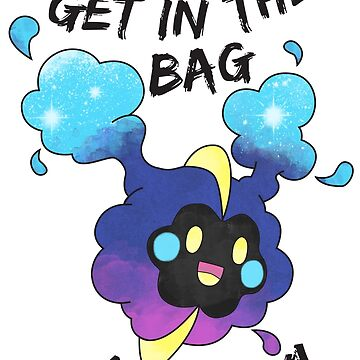 Get in the Bag Nebby! by cassiore